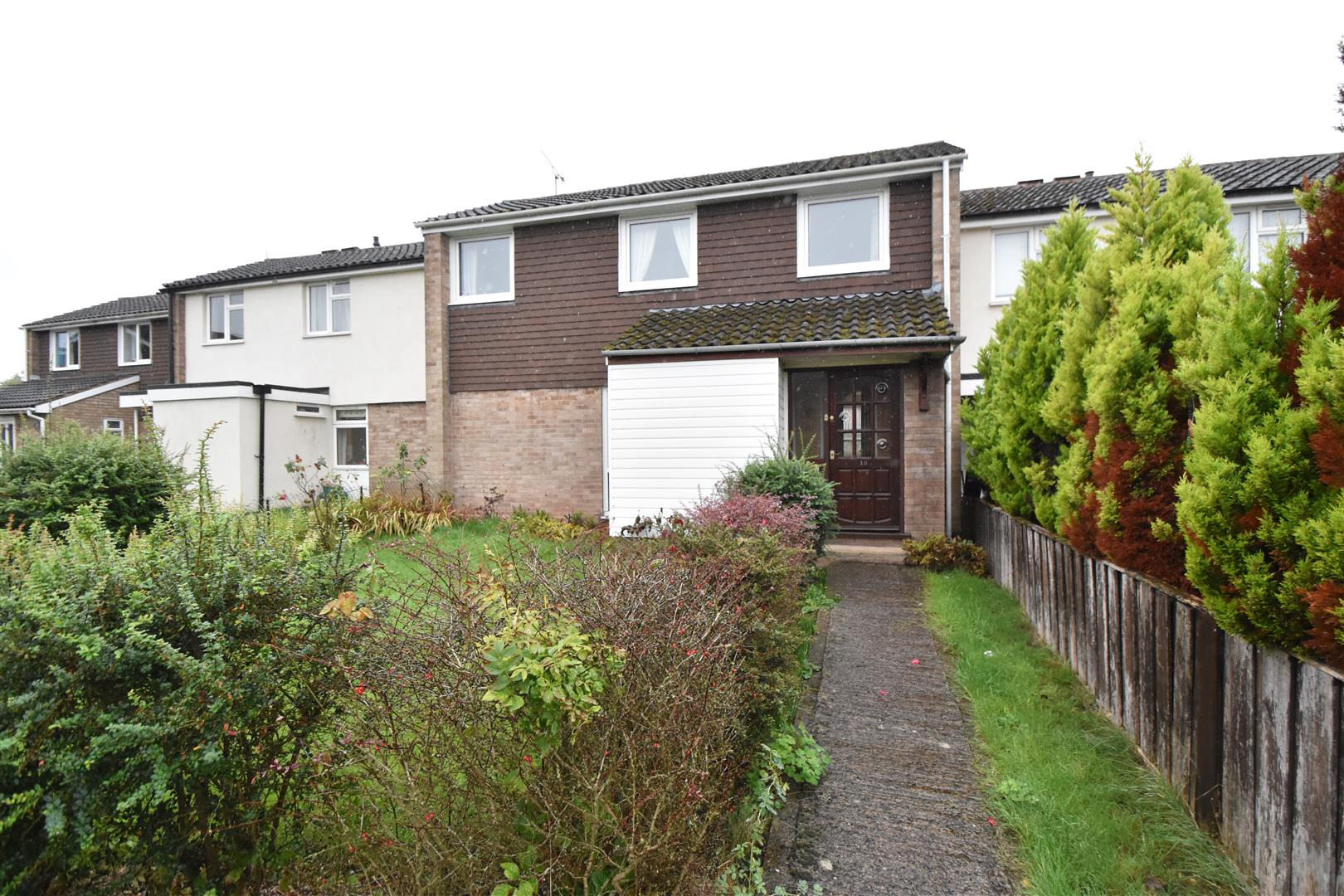3 Bedrooms Terraced House for sale in Homestead, Droitwich Spa